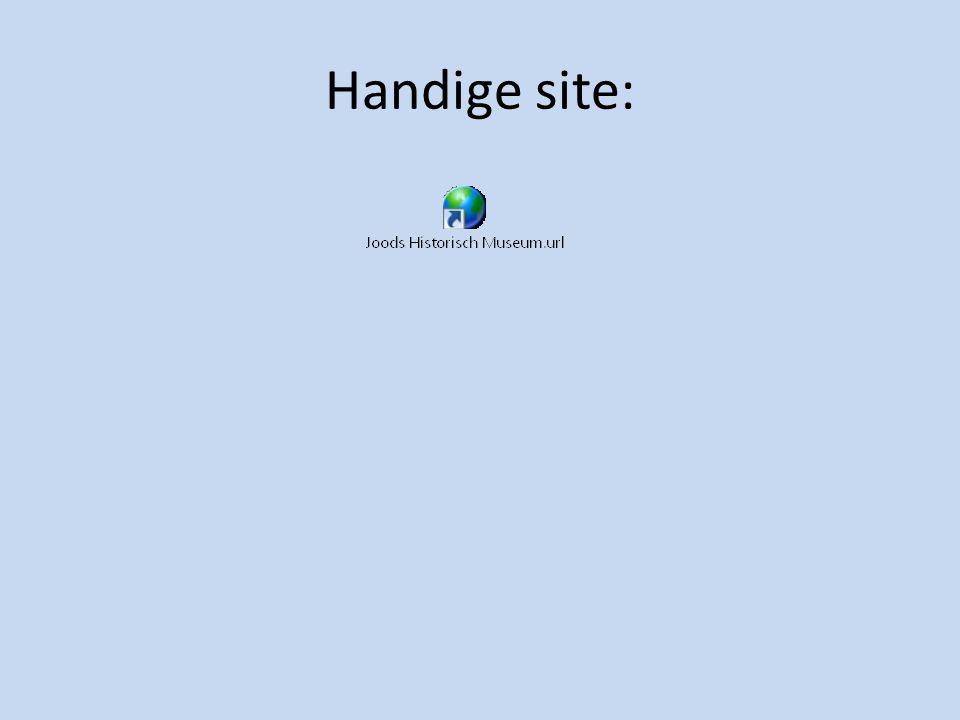 Handige site: