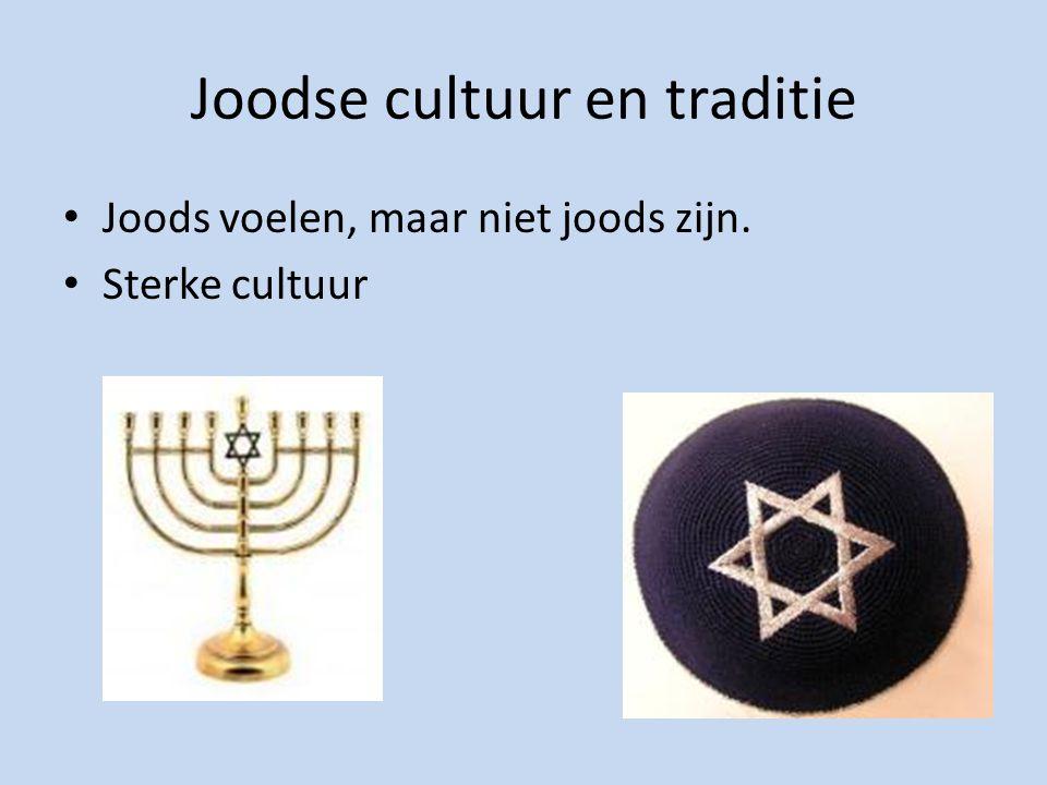 Joodse cultuur en traditie