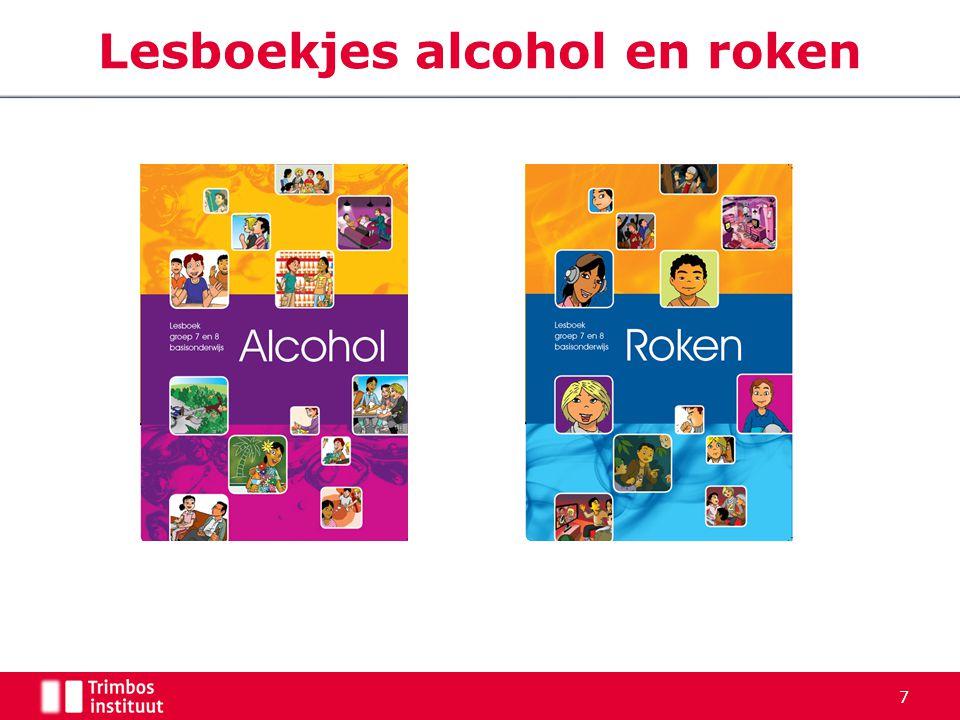 Lesboekjes alcohol en roken