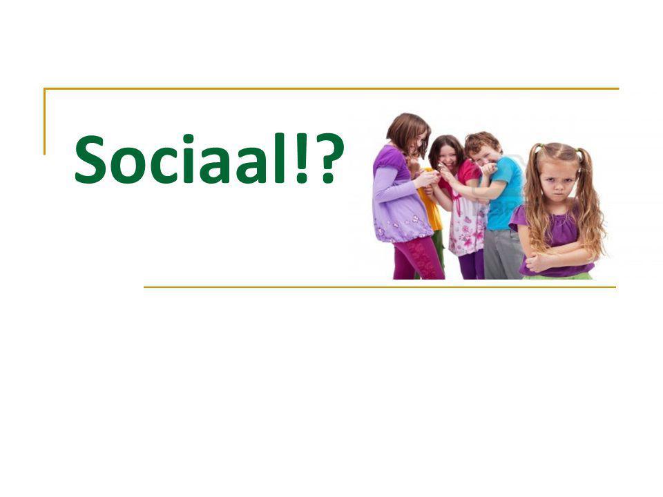 Sociaal!