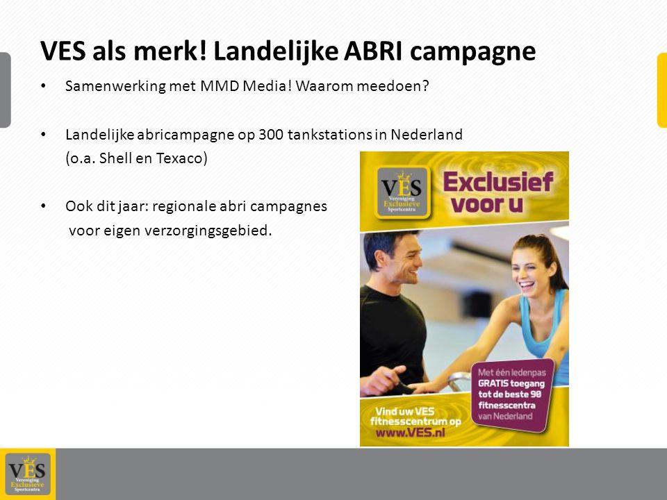 VES als merk! Landelijke ABRI campagne