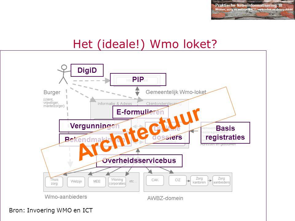Bron: Invoering WMO en ICT