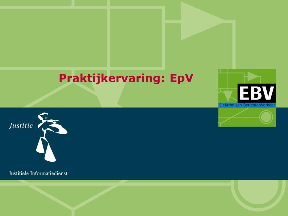 Praktijkervaring: EpV