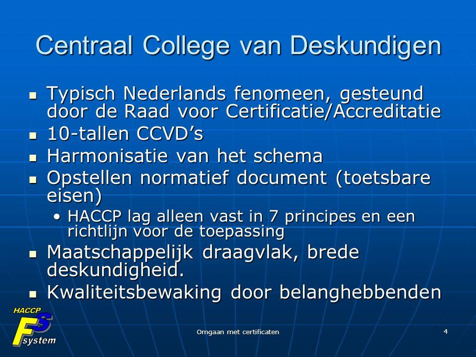 Centraal College van Deskundigen