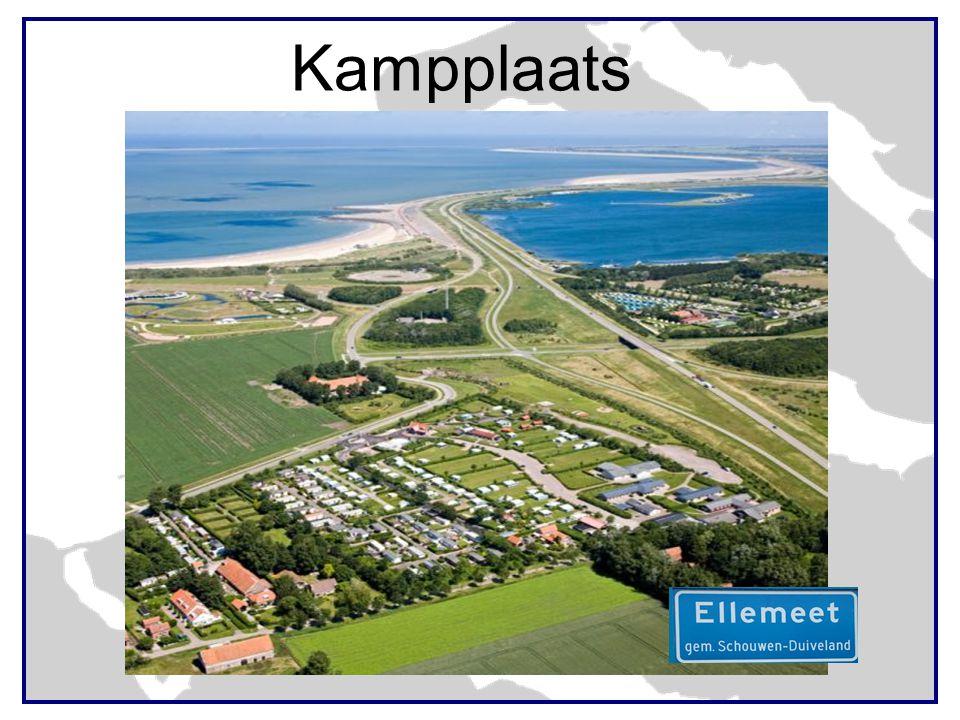Kampplaats Ellemeet