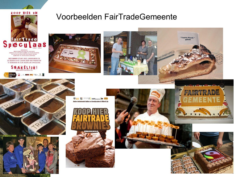 Voorbeelden FairTradeGemeente
