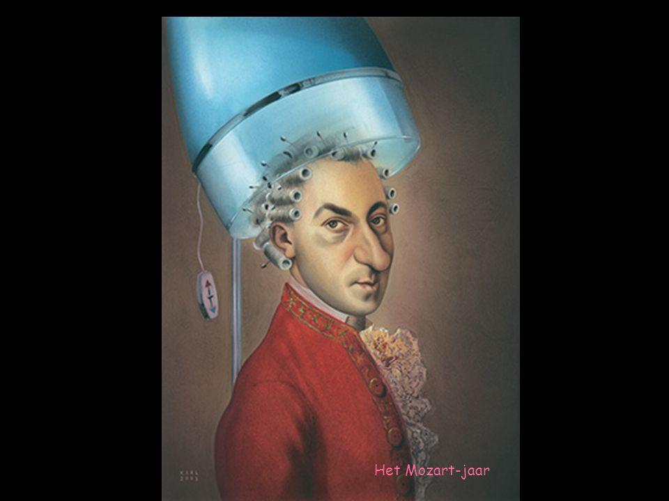 Het Mozart-jaar