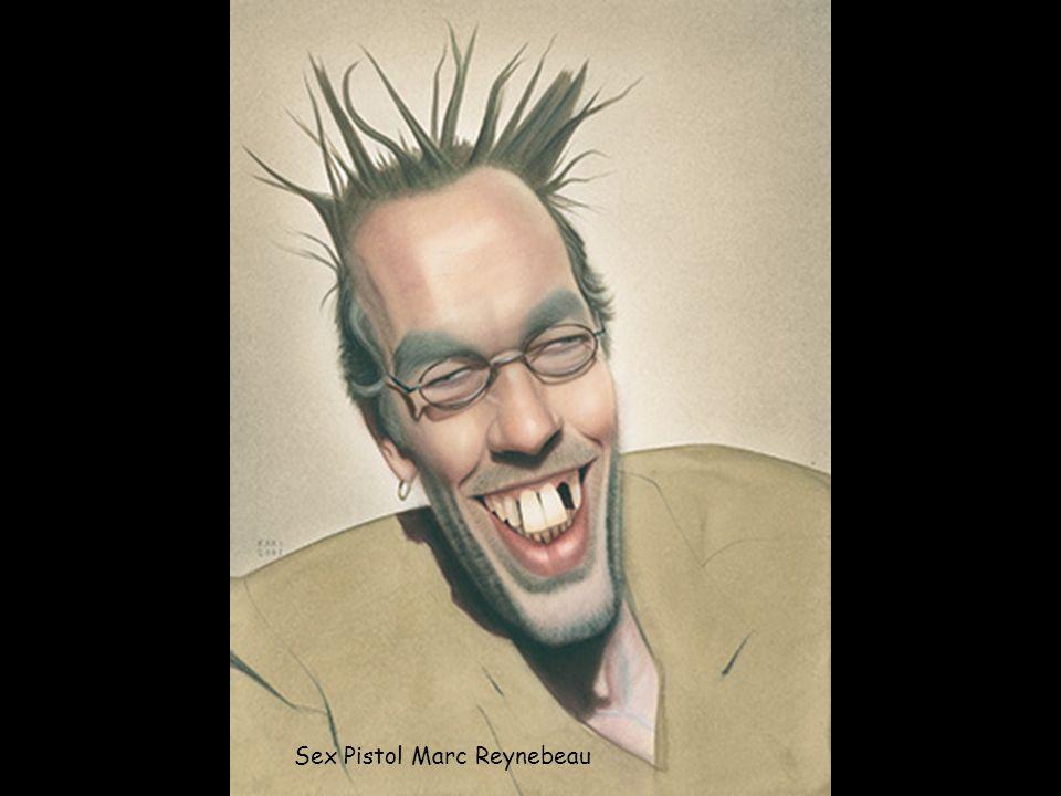 Sex Pistol Marc Reynebeau