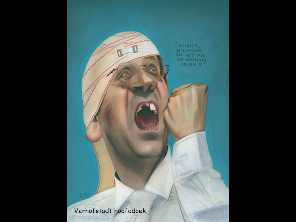 Verhofstadt hoofddoek