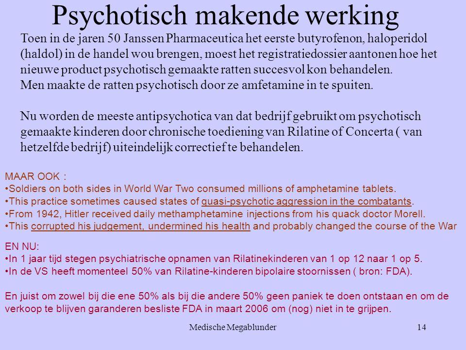 Psychotisch makende werking