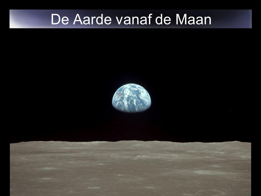 De Aarde vanaf de Maan