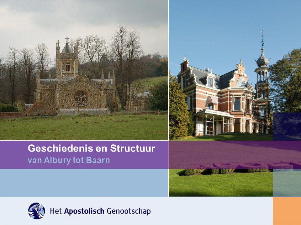 Geschiedenis en Structuur