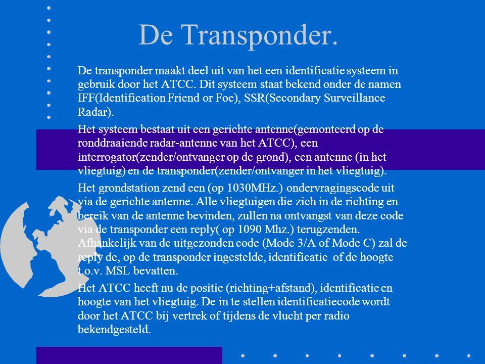 De Transponder.