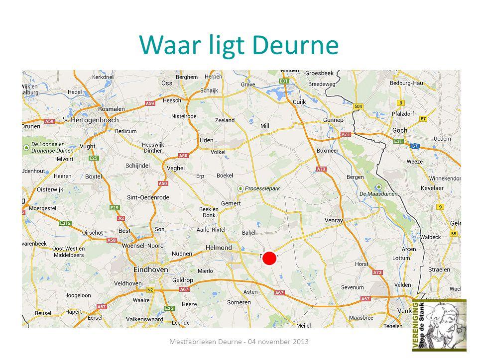 Mestfabrieken Deurne - 04 november 2013