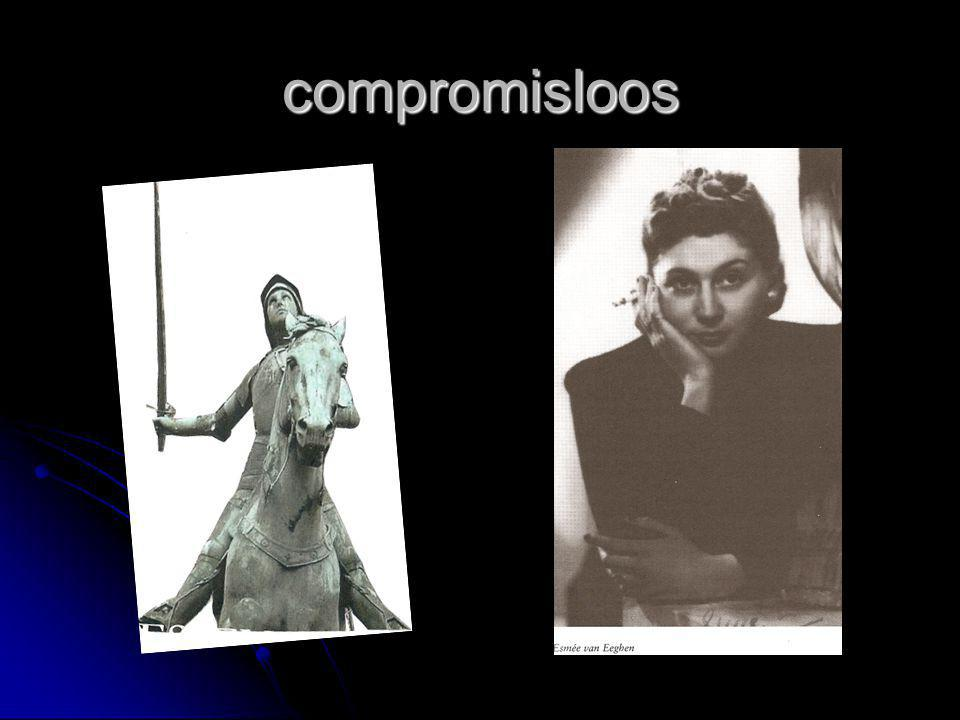 compromisloos
