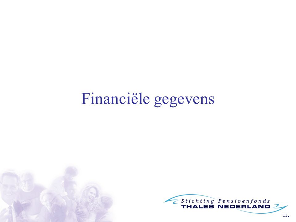 Financiële gegevens