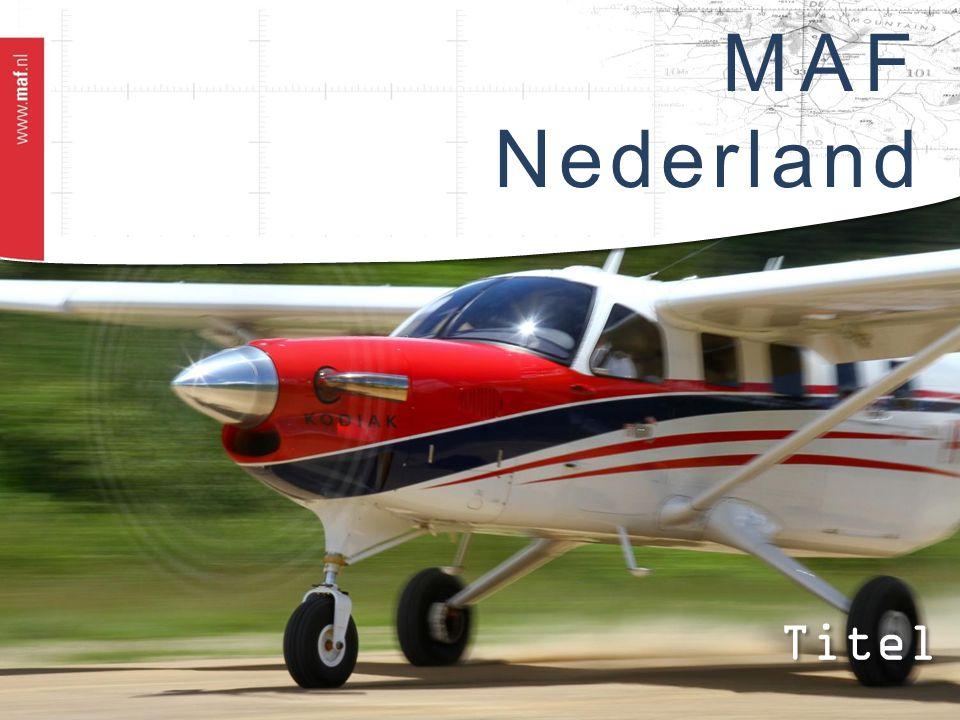 MAF Nederland Titel