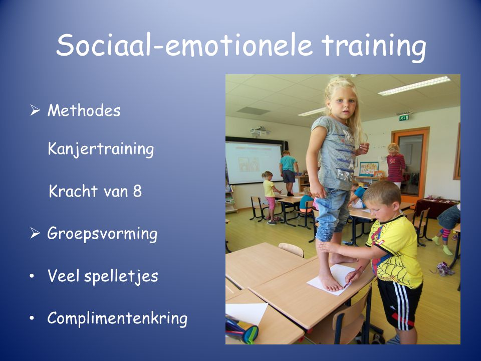 Sociaal-emotionele training
