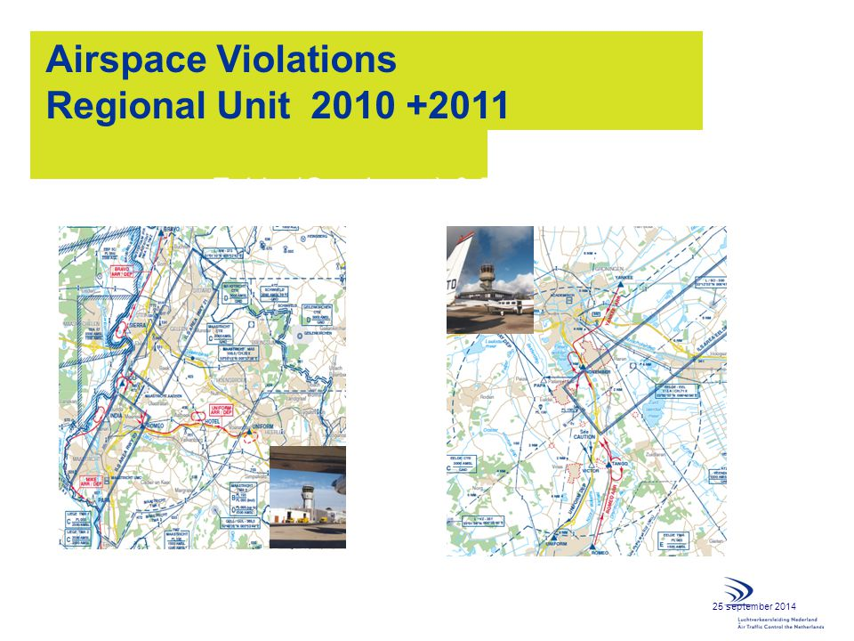 Airspace Violations Regional Unit 2010 +2011