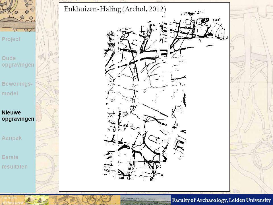 Enkhuizen-Haling (Archol, 2012)
