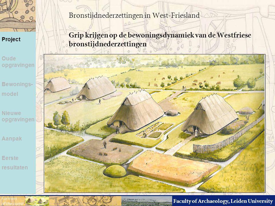 Bronstijdnederzettingen in West-Friesland