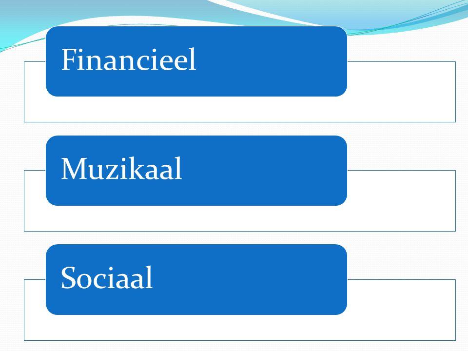 Financieel Muzikaal Sociaal
