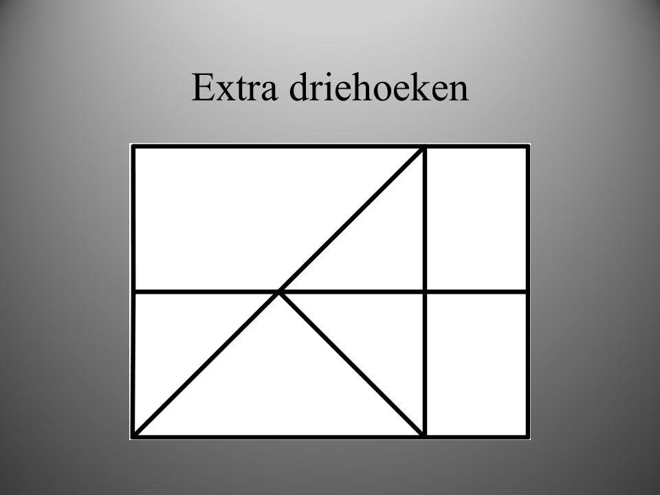 Extra driehoeken