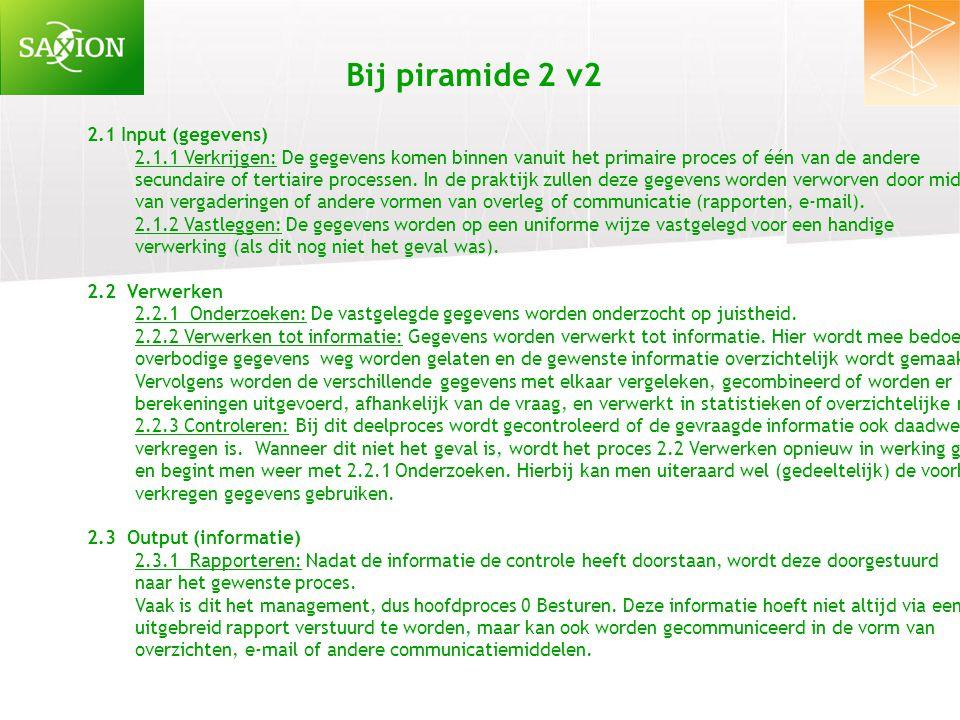 Bij piramide 2 v2 2.1 Input (gegevens)