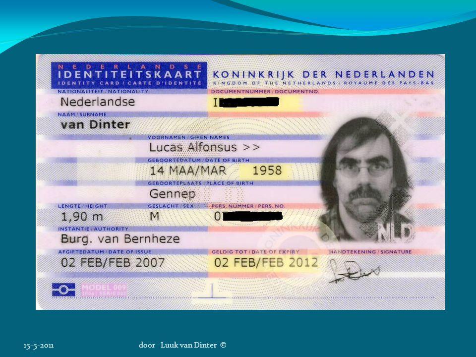 15-5-2011 door Luuk van Dinter ©