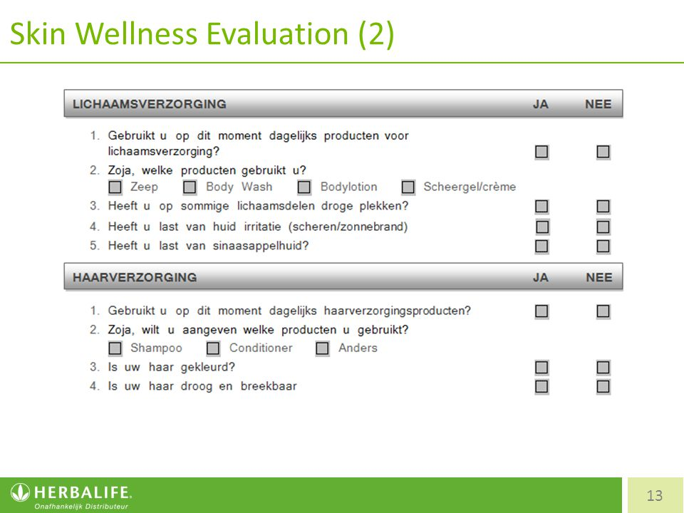 Skin Wellness Evaluation (2)