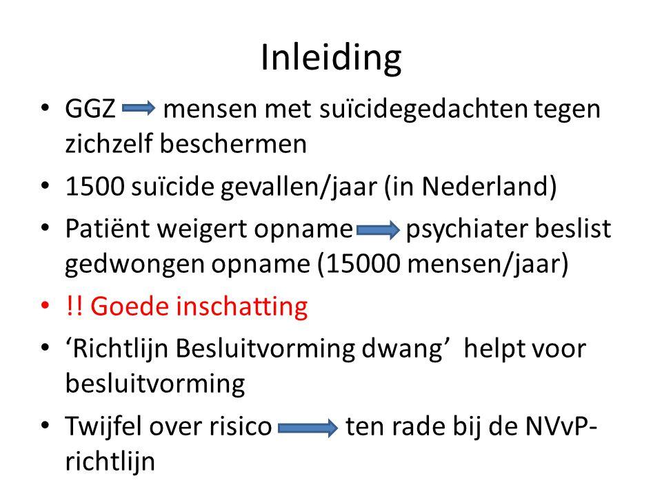 Inleiding GGZ mensen met suïcidegedachten tegen zichzelf beschermen