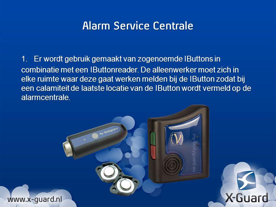 Alarm Service Centrale