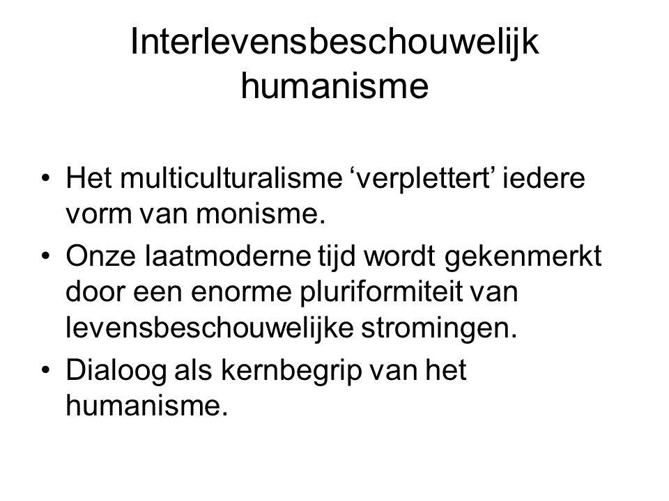 Interlevensbeschouwelijk humanisme