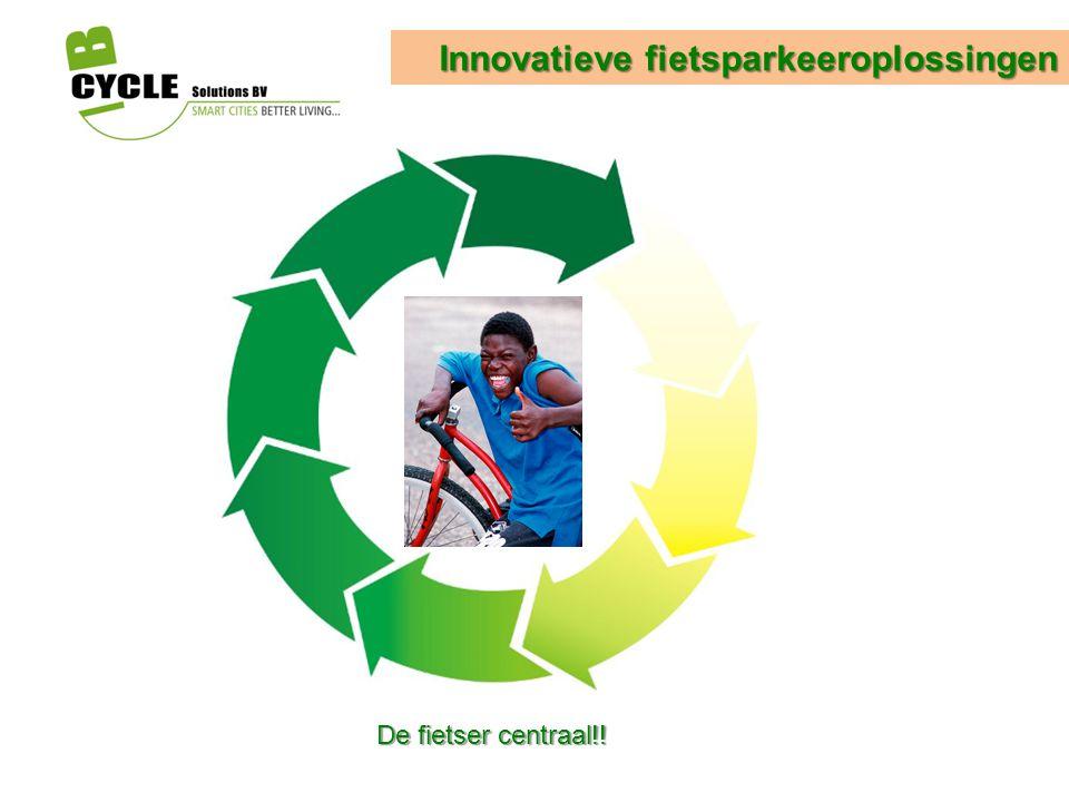 Innovatieve fietsparkeeroplossingen