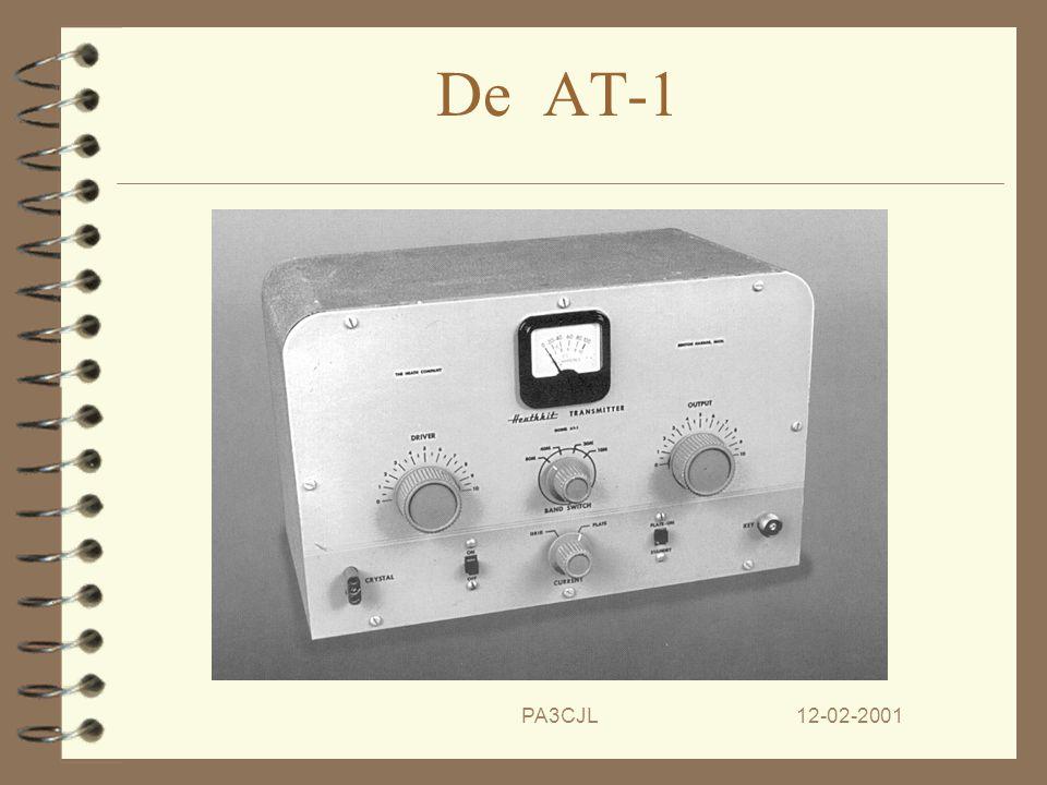 De AT-1 PA3CJL 12-02-2001