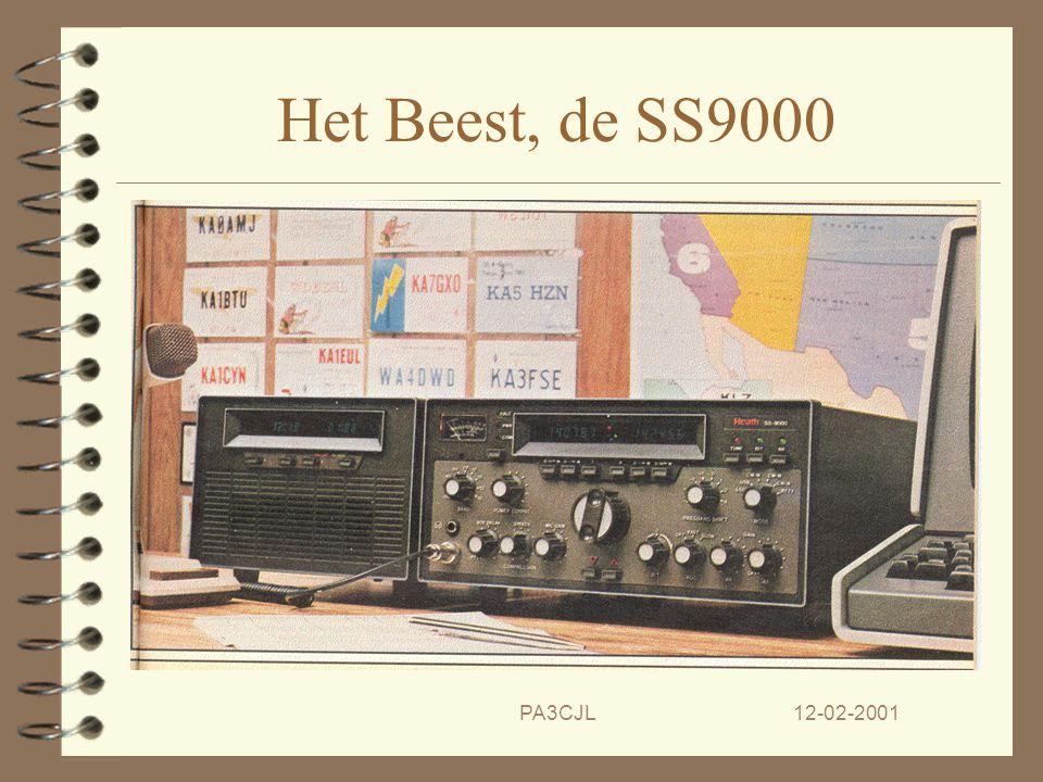 Het Beest, de SS9000 PA3CJL 12-02-2001