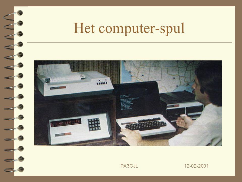 Het computer-spul PA3CJL 12-02-2001