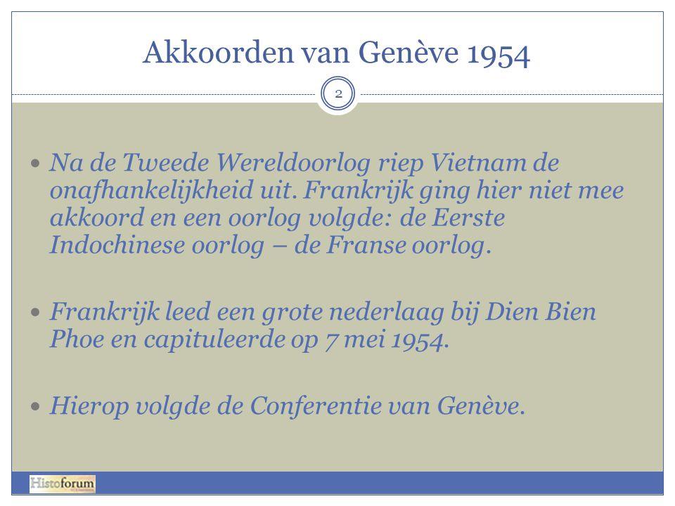 Akkoorden van Genève 1954