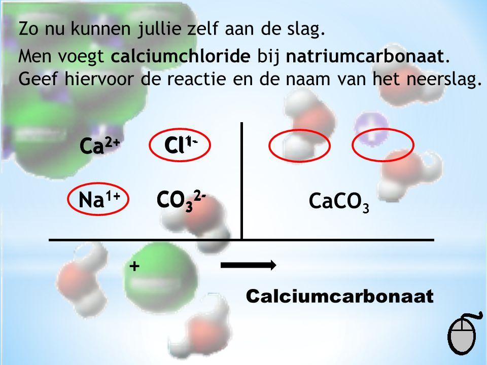 Ca Ca2+ Ca2+ Cl1- Cl1- Na1+ Na1+ CO32- CO3 CO32- CaCO3 +