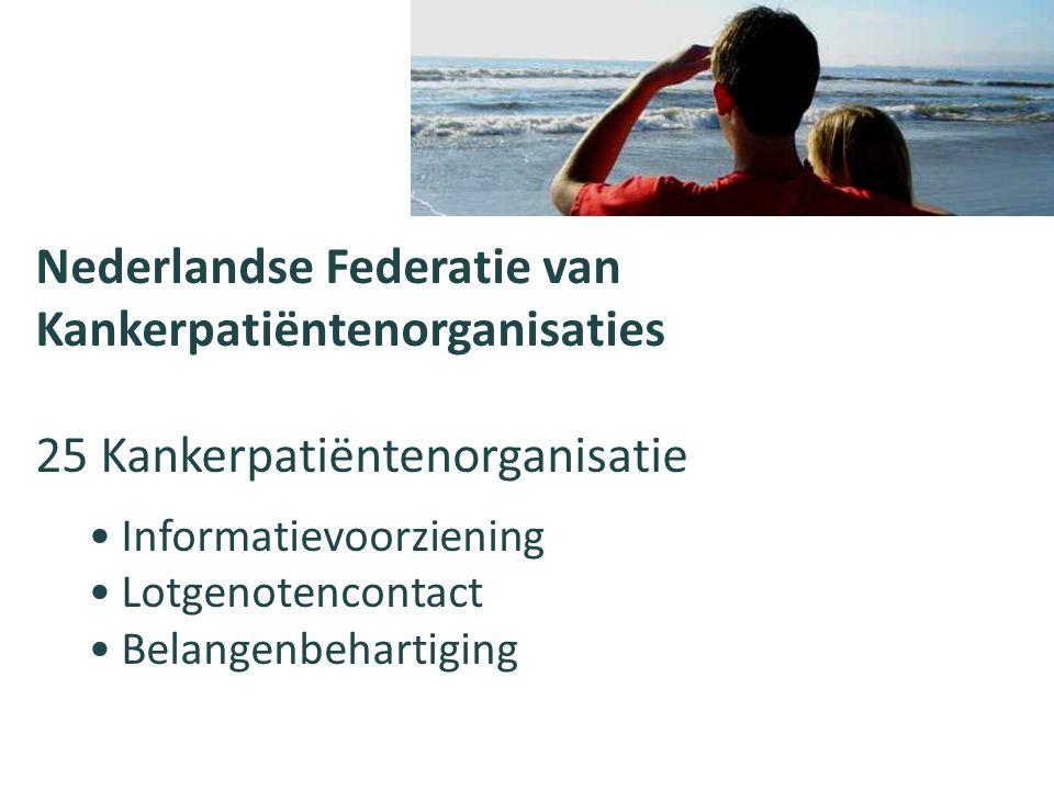 Nederlandse Federatie van Kankerpatiëntenorganisaties