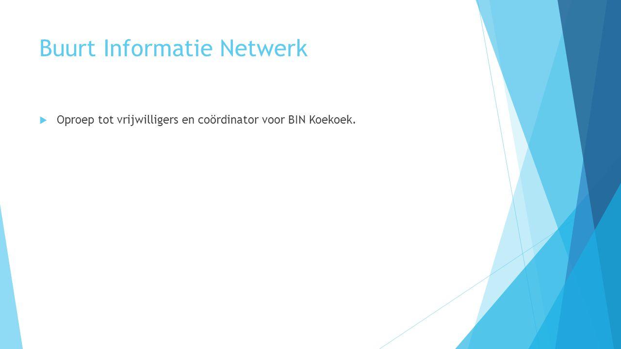 Buurt Informatie Netwerk