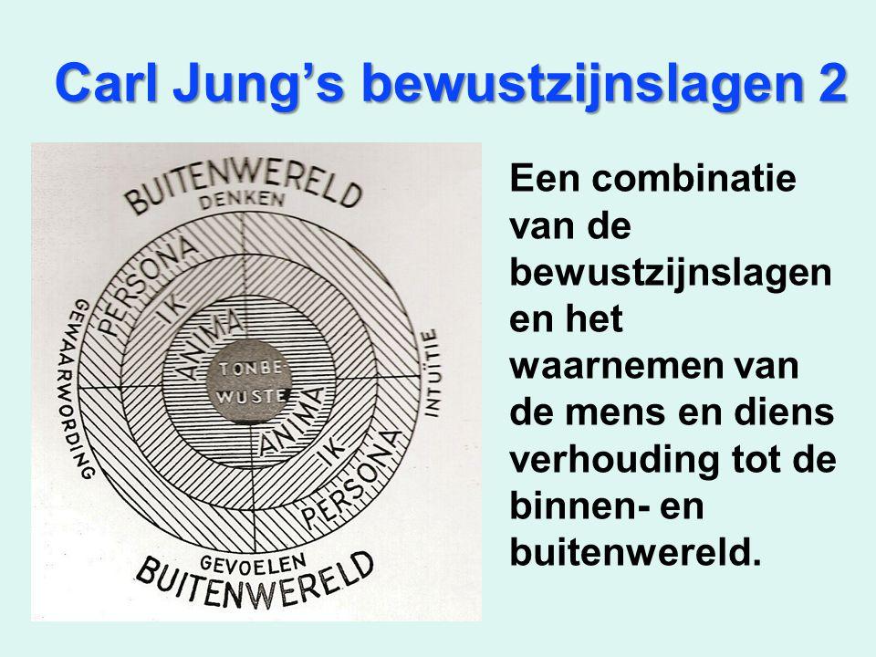 Carl Jung's bewustzijnslagen 2