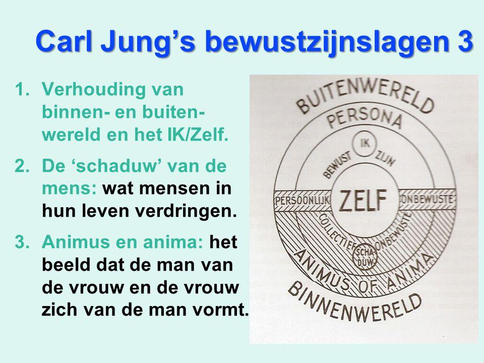 Carl Jung's bewustzijnslagen 3