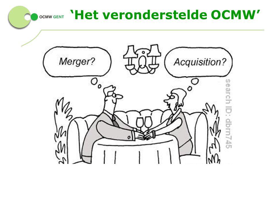 'Het veronderstelde OCMW'