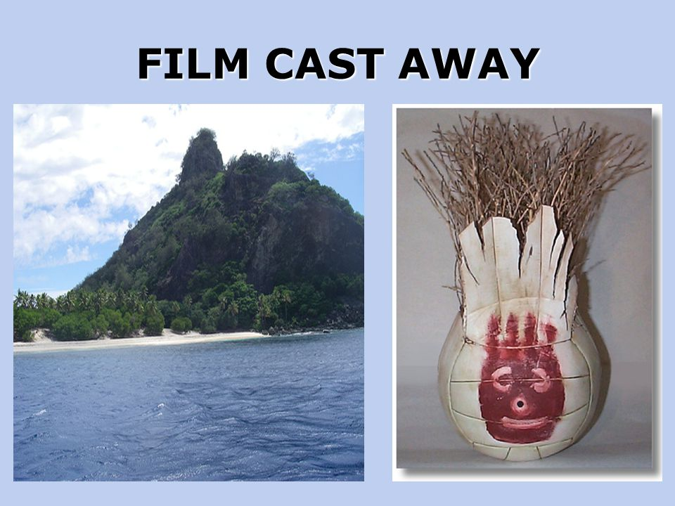 FILM CAST AWAY