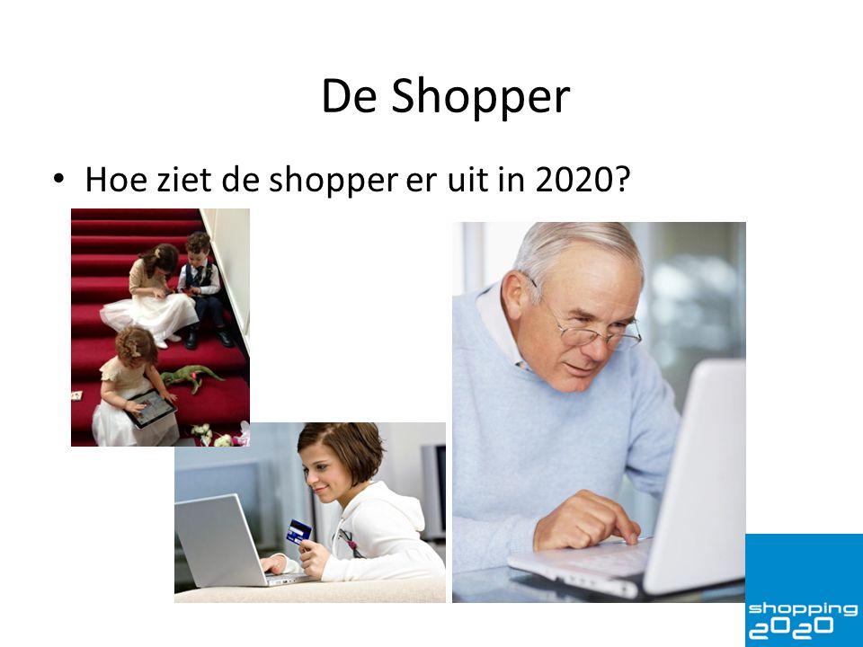 De Shopper Hoe ziet de shopper er uit in 2020