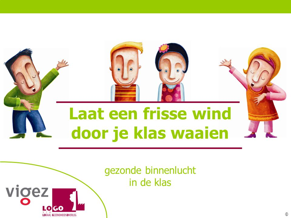 Laat een frisse wind door je klas waaien gezonde binnenlucht in de klas