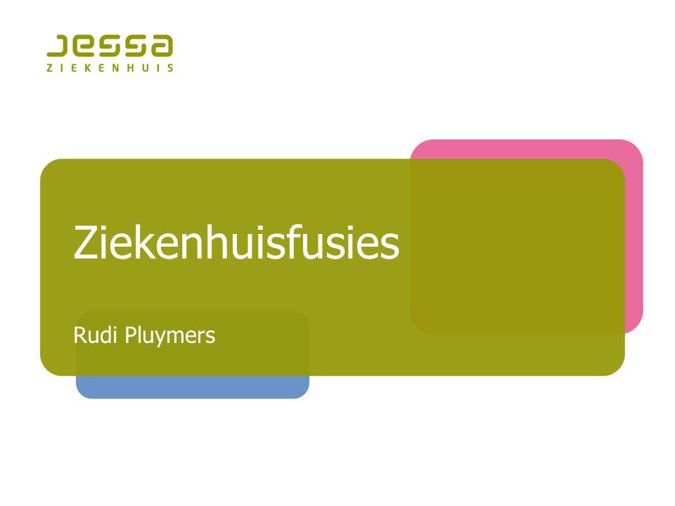 Ziekenhuisfusies Rudi Pluymers