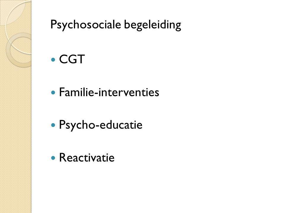 Psychosociale begeleiding