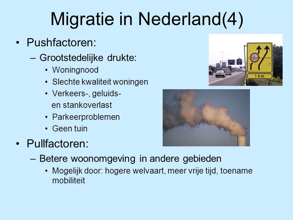 Migratie in Nederland(4)